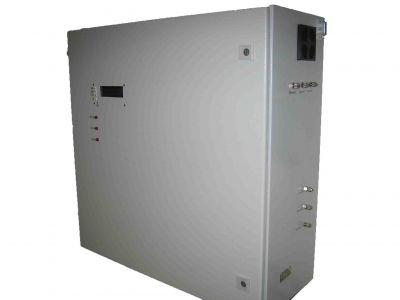 EMIMUE - Sistema de muestreo y acondicionamiento para emisiones.