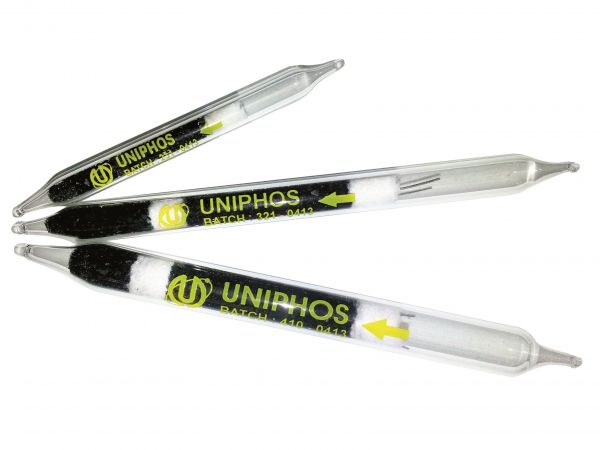 Uniphos Charcoal Tubes-