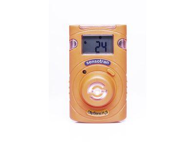 ClipSens - ClipSens, monitor d'un sol gas (O2, H2S o CO) i de sol ús