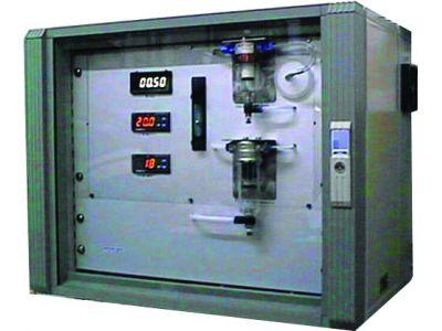 SENCOM - Analitzador de CO2 , O2 i NH3 per plantes de compostatge