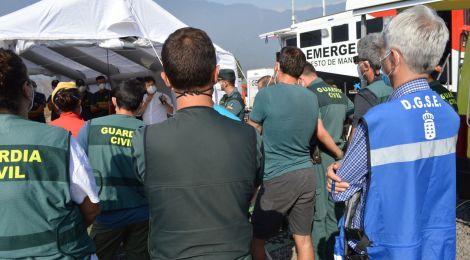 El Gobierno de Canarias adquirir equipo de mesura de gases per efectius policías i d'intervenció desplegaos a La Palma
