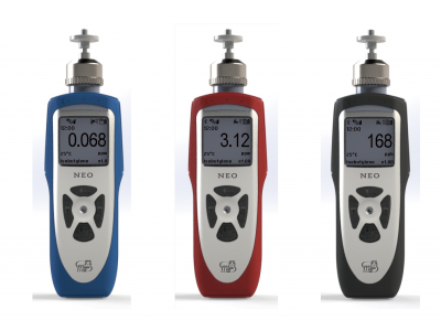 NEO PID - The most advanced wireless handheld VOC monitor with parts per billion measurement
