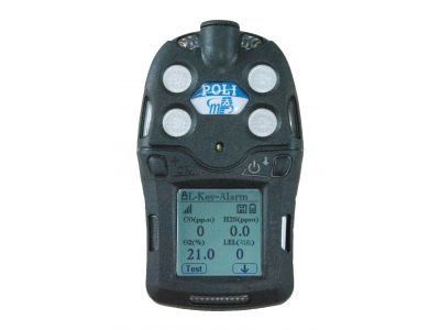 MP400 - Up to 5 gas portable detector with internal pump