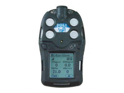 MP400 - Detector portátil de hasta 5 gases con bomba de aspiración