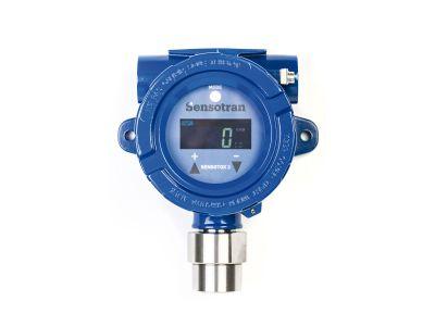 Sensotox 2 - Transmisor fijo ATEX para detección de gases tóxicos, inflamables, oxígeno y COVs con salida 4-20 mA y R485 con opción wireless.